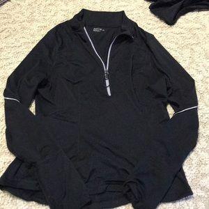 Zella quarter zip lightweight pullover